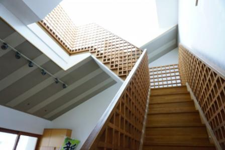 三階建てにはつきものの階段と間取りの関係
